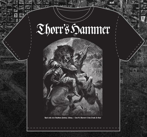THORR`S HAMMER - Roadburn 2010
