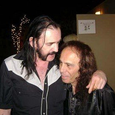 """ATTN DIO FANS: """"Ronnie James Dio Stand Up And Shout Cancer Fund"""