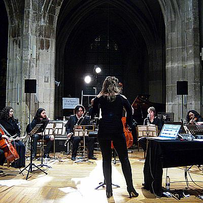 Iancu Dumitrescu & Ana-Maria Avram conducting