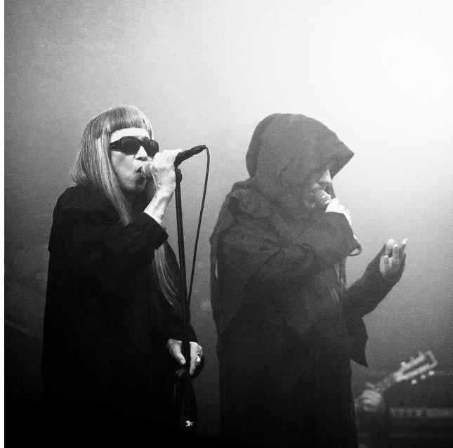 SUNN O))) w/ Haino & Csihar at Roadburn 2011 pics