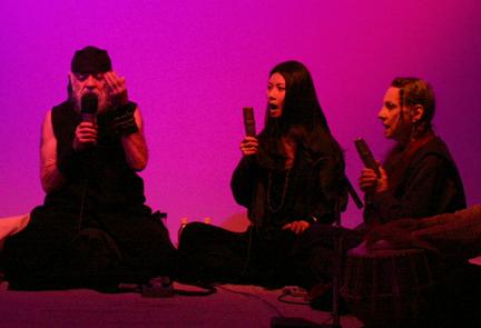The Just Alap Raga Ensemble concerts June 2011!