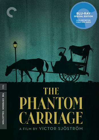"""""""The Phantom Carriage"""" to be released on Blu-Ray and DVD by Criterion Collection, including KTL original score"""