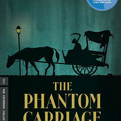 """The Phantom Carriage"" to be released on Blu-Ray and DVD by Criterion Collection, including KTL original score"