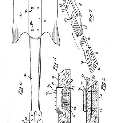 Travis Bean patent application pt 2