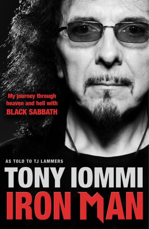 IRON MAN by Tony Iommi