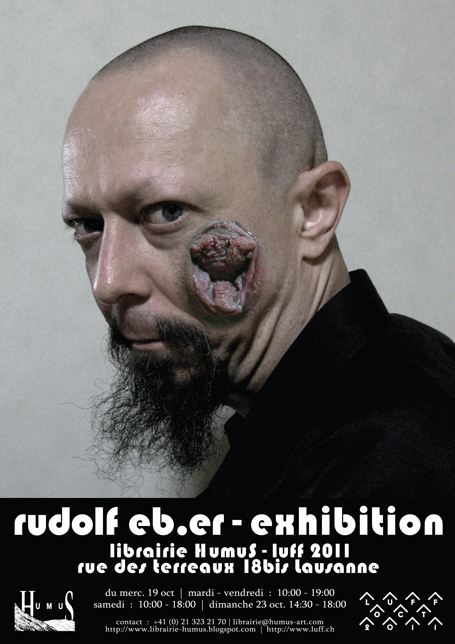 Rudolf Eb.er Exhibitions at LUFF2011
