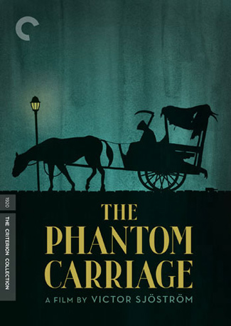 "Criterion Collection Blu-ray version of ""The Phantom Carriage"" (w/ KTL soundtrack) reviewed in FANGORIA & MONDO DIGITAL!"