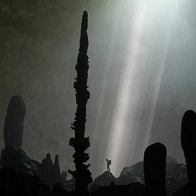Vietnam's infinite cave... Aghartha