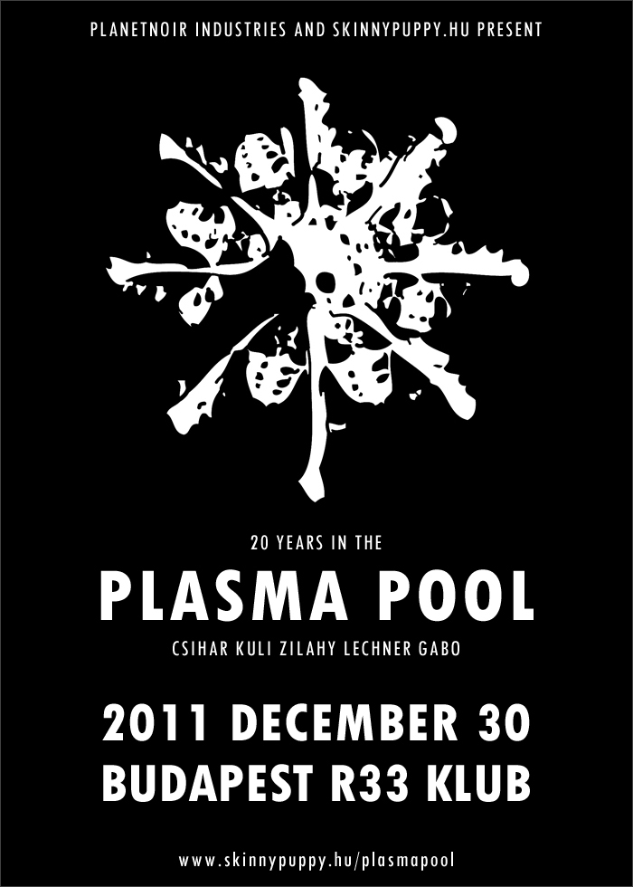 PLASMA POOL (HUN) 20th anniversary concert