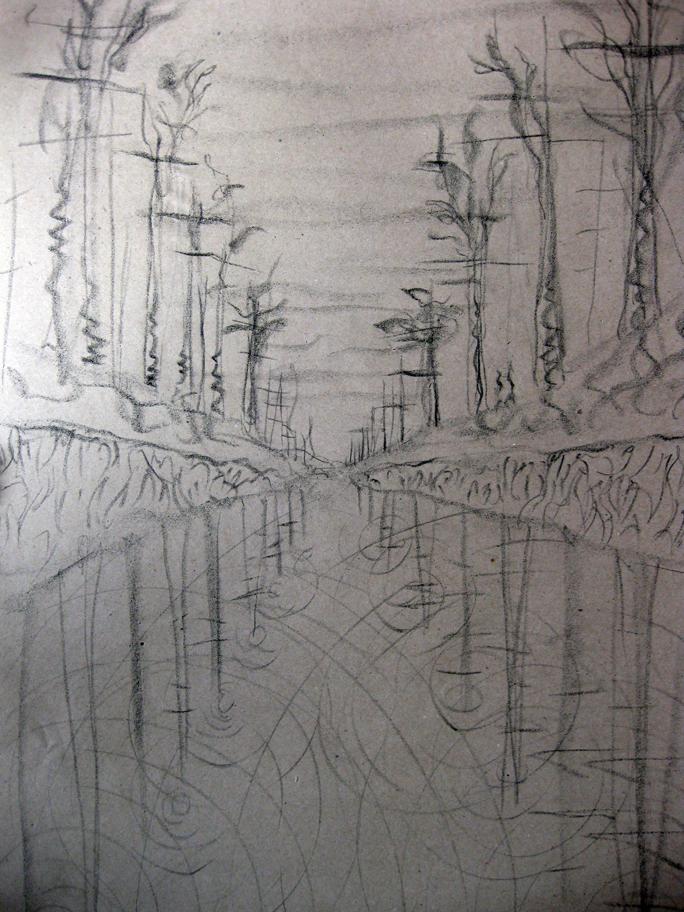 Timo Ketola 1st draft for TRANSMISSIONS V art commission