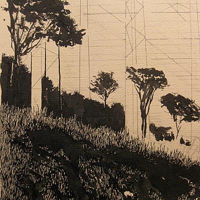 Timo Ketola 3rd/4th draft for TRANSMISSIONS V art commission