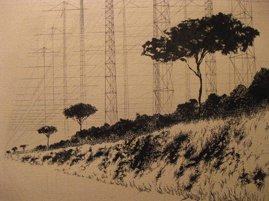 Timo Ketola 5th draft for TRANSMISSIONS V art commission