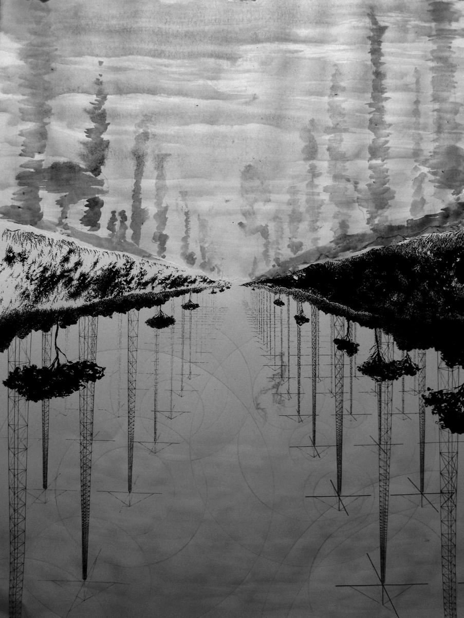 Timo Ketola 6th draft for TRANSMISSIONS V art commission