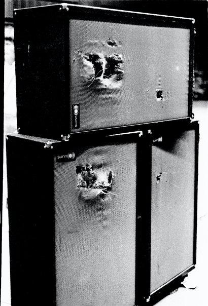 Hendrix vs O))) (late 60s)