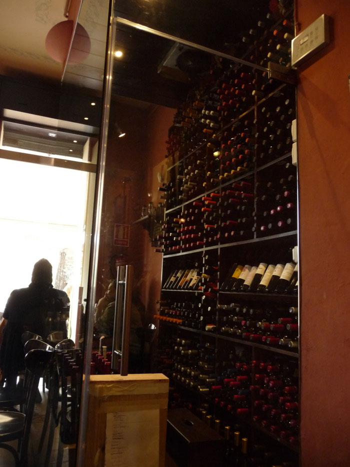 Great Argentinian tapas/wine joint in Seville