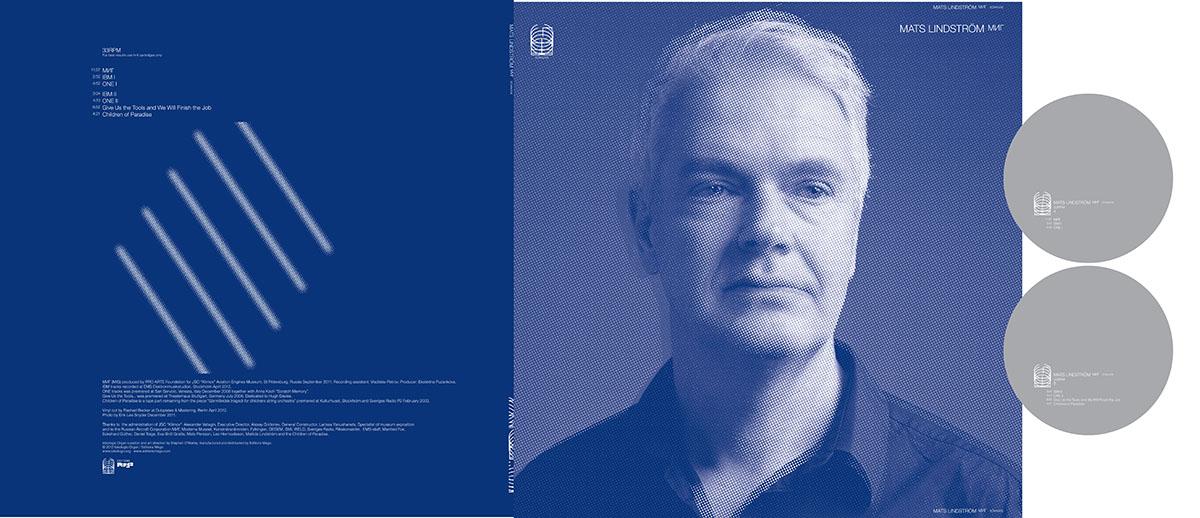 2 new titles from IDEOLOGIC ORGAN: Sir Richard Bishop & Mats Lindström LPs