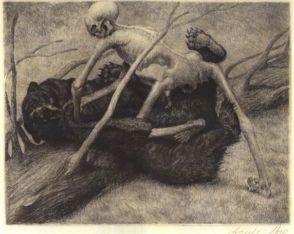 Death & Bear