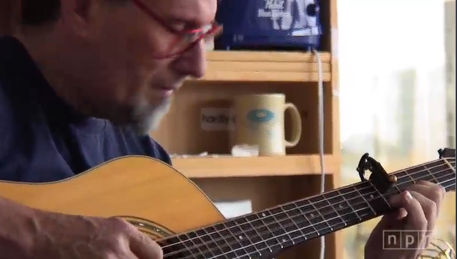 Glenn Jones: Tiny Desk Concert: NPR