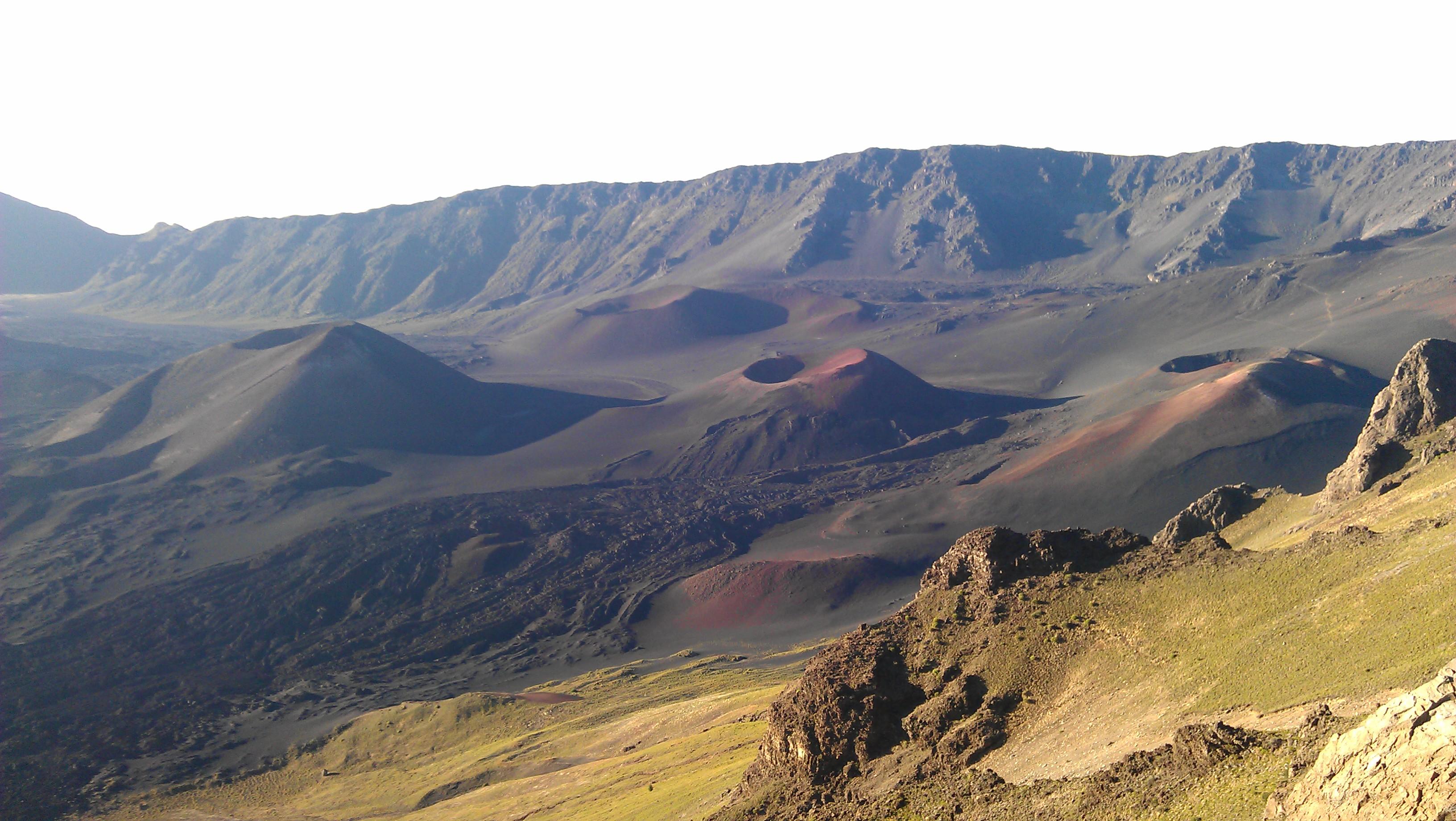 Maui/Molokai Haleakala Craters