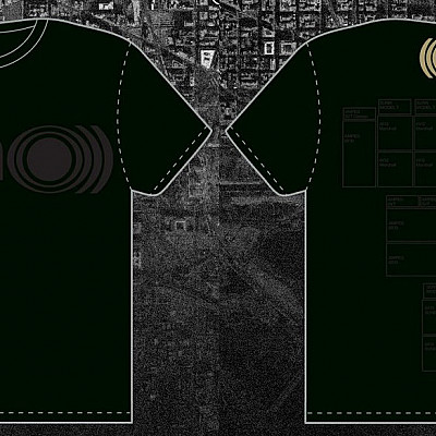 SUNN O))) 2012 Black Logo/backline &2012 SAVX collaboration shirts mailorder