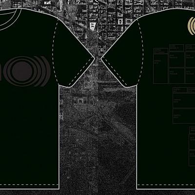 SUNN O))) 2012 Black Logo/backline &2012 SAVX collaboration shirts mailorder