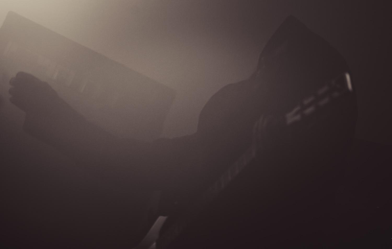 Joshua Ford photographs SUNN O))) @ Union Transfer, Philadelphia 5th September 2012