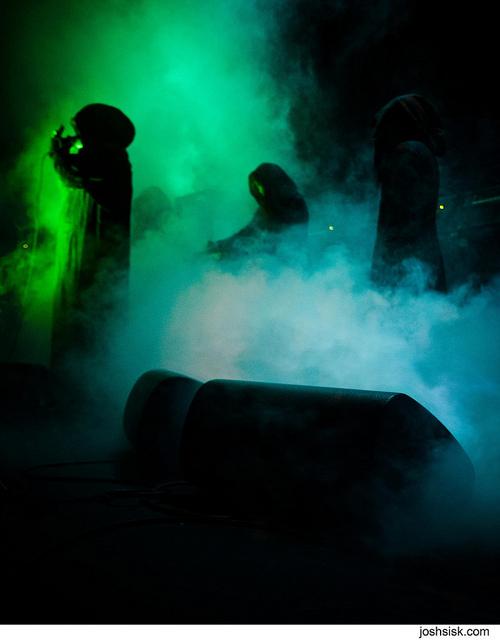 sunn O))): September 8, 2012 Hopscotch Festival (Raleigh, NC) – FLAC / MP3 / Streaming