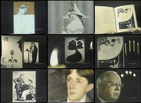 """Aubrey"" on 1982 BBC TV. (Beardsley and His Work)"