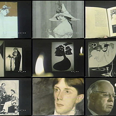 """Aubrey"" on 1982 BBC TV. (Beardsley and His Work)"