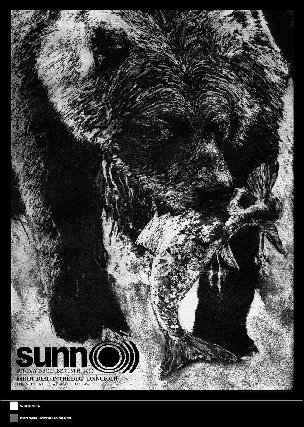 EARTH added to SUNN O)))'s 16th December Seattle date
