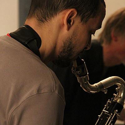 DUMITRESCU & AVRAM & HYPERION ENSEMBLE at NK Berlin, November 2011 1st day photos
