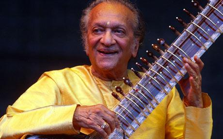 RIP Master Ravi Shankar, the music world cries