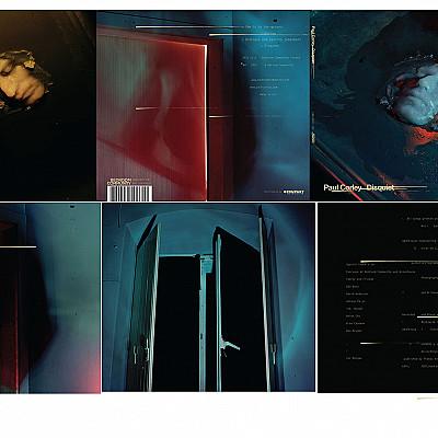 design for new PAUL CORLEY album
