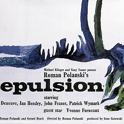 Repulsion posters on { feuilleton }