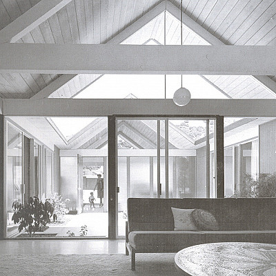 """""""People in Glass Houses: The Legacy of Joseph Eichler"""" film. How many of you grew up in one of these?"""