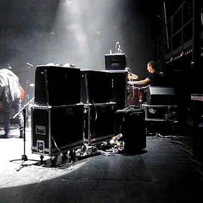 NAZORANAI (Haino/Ambarchi/O'Malley) concerts in July 2013