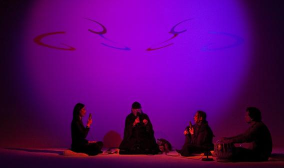 Three Evening Concerts of Raga Darbari in the MELA Dream House, NYC June 2013