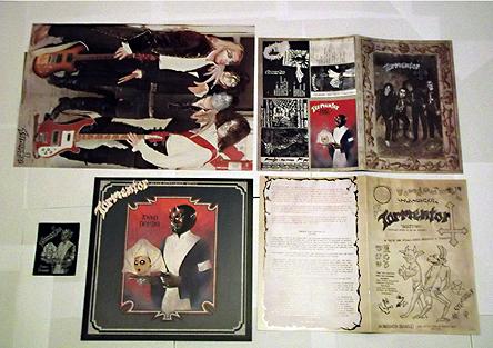 TORMENTOR (Hun) LP reissues on SATURNUS