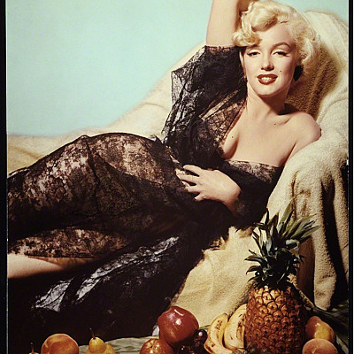 "Happy Birthday to the memory of Marilyn Monroe ""Imperfection is beauty"""