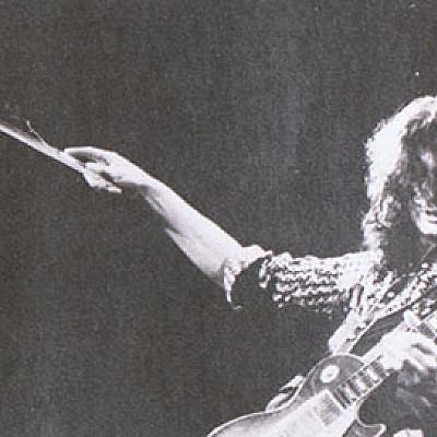 "Jimmy Page piece ""Rock Magic"" by William Burroughs (Crawdaddy Magazine June 1975)"