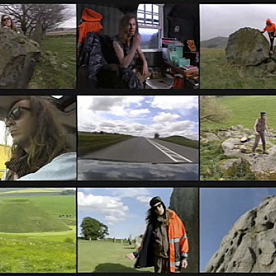 "{ feuilleton } Julian Cope ""The Modern Antiquarian"" 2000 on BBC TV"