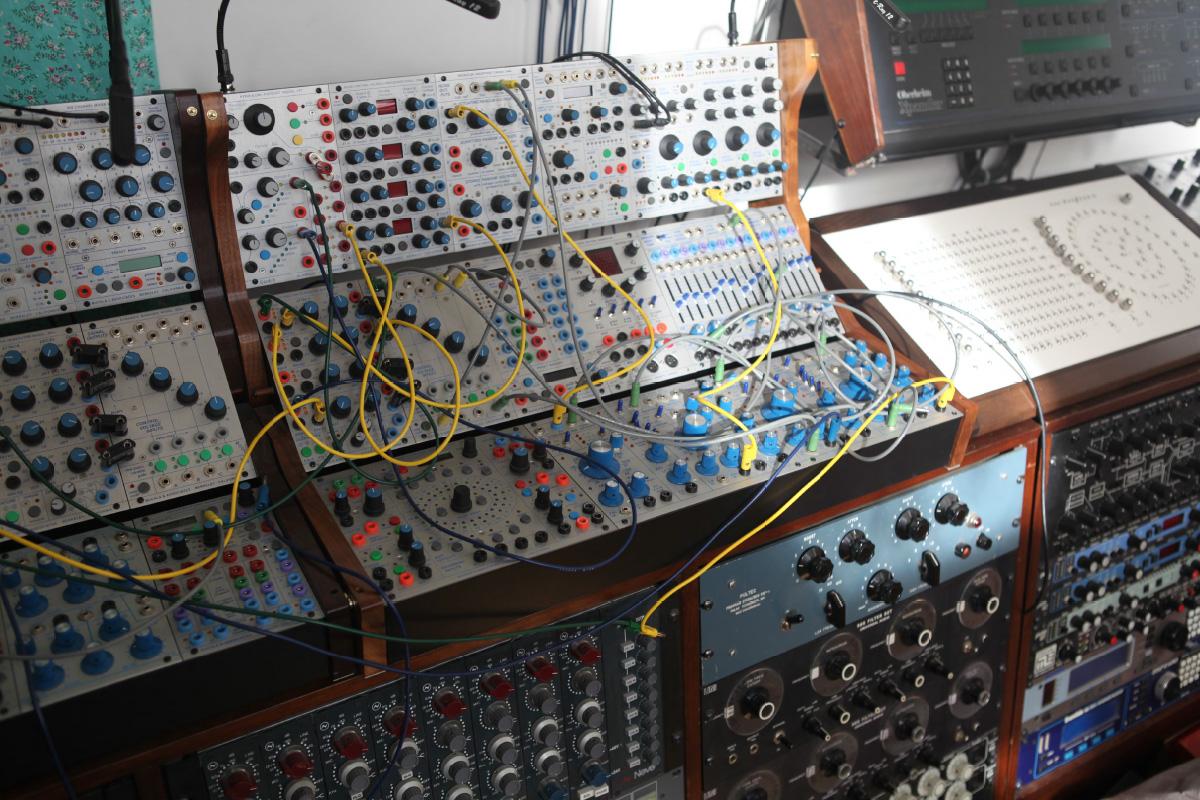 Heavy modulars