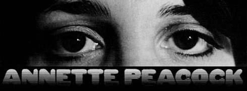 ANNETTE PEACOCK reading (interviews, letters, reviews, photos, etc) PT I