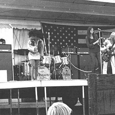 SUNN O))) AMPLIFIER SIGHTING: The Pleasure Seekers (Detroit 1964-1970)