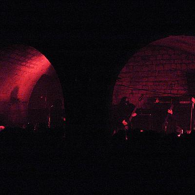 SUNN O))) Caves Le Chapelais Paris 121207