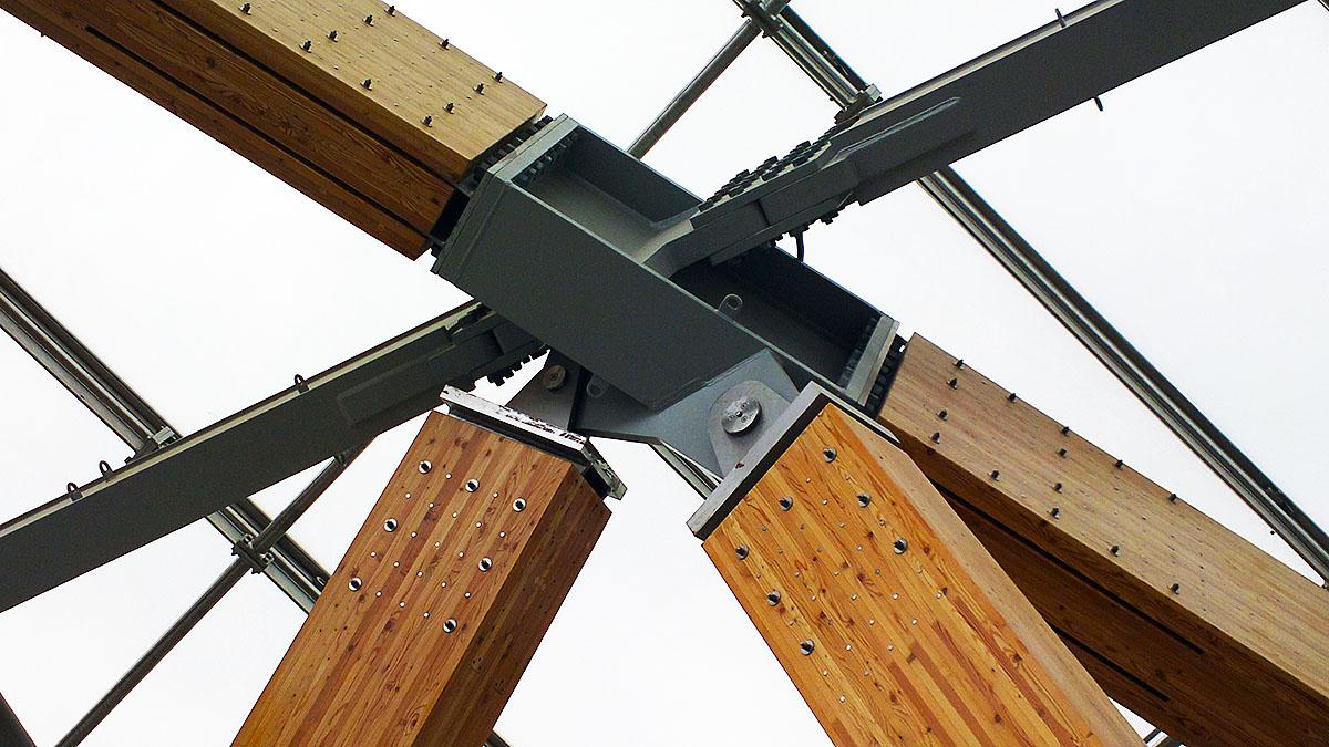 Visit to Frank Gehry Louis Vuitton Foundation for Creation Bois de Boulogne
