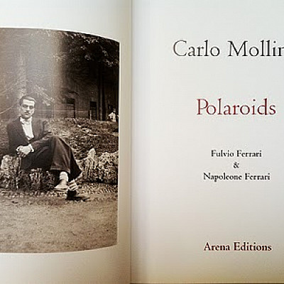 "Questing: Carlo Mollino ""Polaroids"", Hardcover: 220 pages; Publisher: Arena Editions (October 2002)"