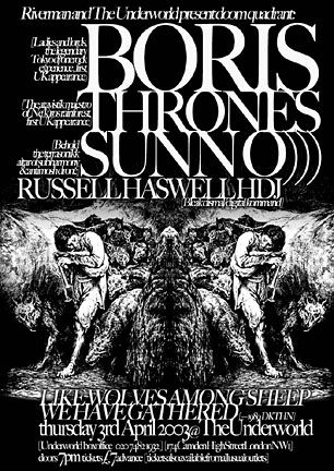 SUNN O))) vs London