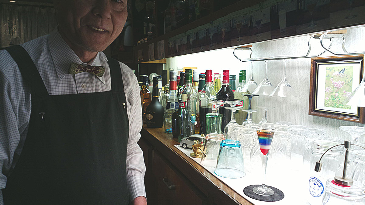 My Kitakyushu Life (viva 102 cocktail bar)