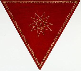 A triangular book about alchemy